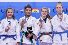 2018 National Championships - Sydney and Tami win Bronze!