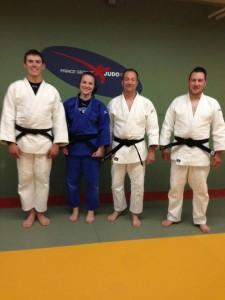 Quinn, Kristin, Fed and Tom