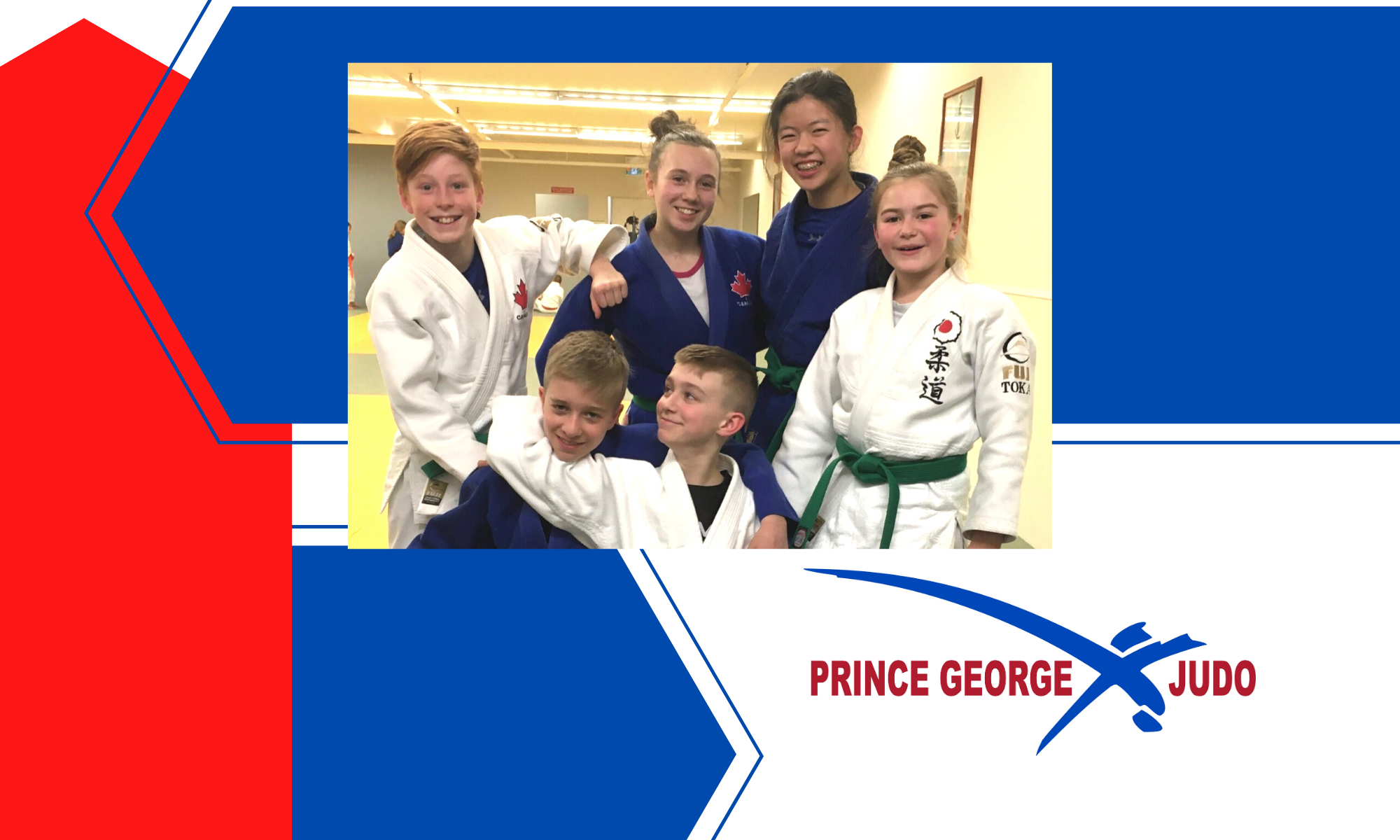 Prince George JUDO Club